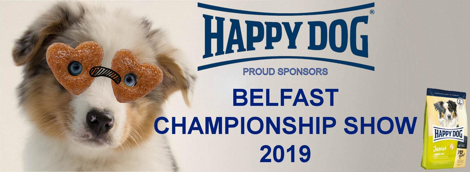 Belfast Dog Show Society